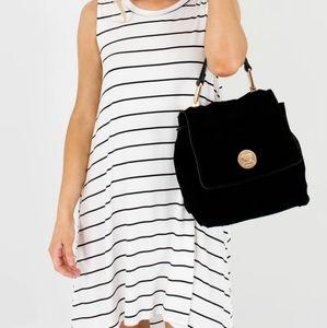 TCEC Midi Dress with Pockets